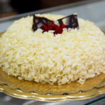 Torta Chantilly e fragoline